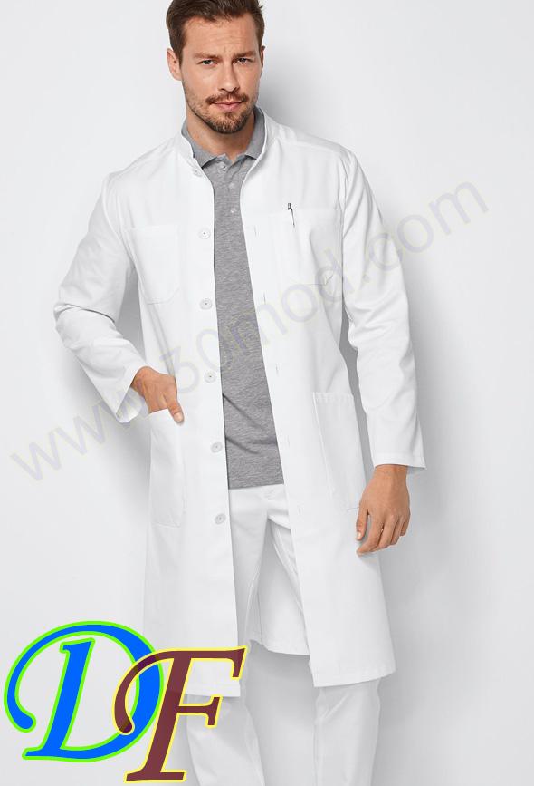 روپوش پزشکی مردانه کد1