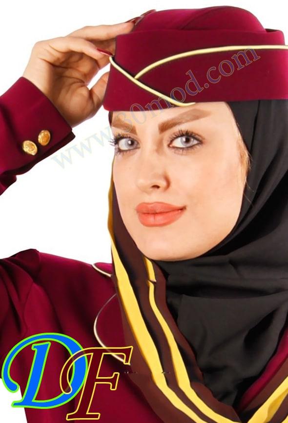 کلاه آژانس هواپیمایی کد01
