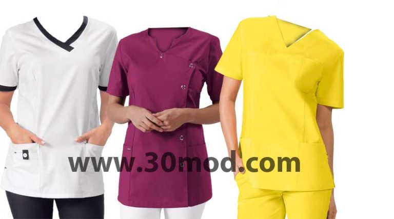 Office uniforms and nursing uniforms - Fashion and clothing 2021