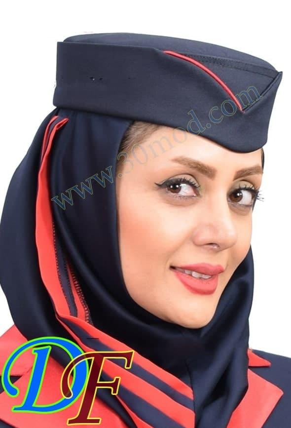 خرید کلاه مهمانداری و کلاه آژانس هواپیمایی